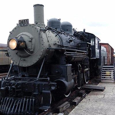 Stem Train Under repair.