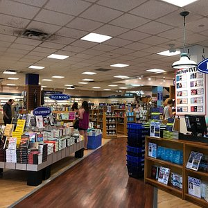 Book People on a Saturday