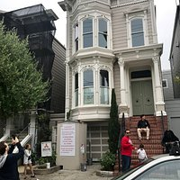 "1709 Broderick is the original house for TV show ""Full House"" and later ""Fuller House."" It was p"