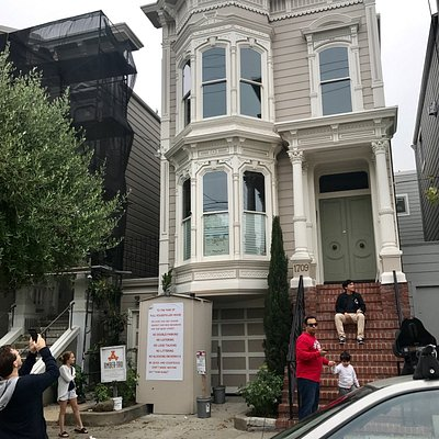 """1709 Broderick is the original house for TV show """"Full House"""" and later """"Fuller House."""" It was p"""