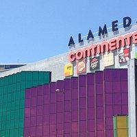 Alameda shopping na cidade do Porto