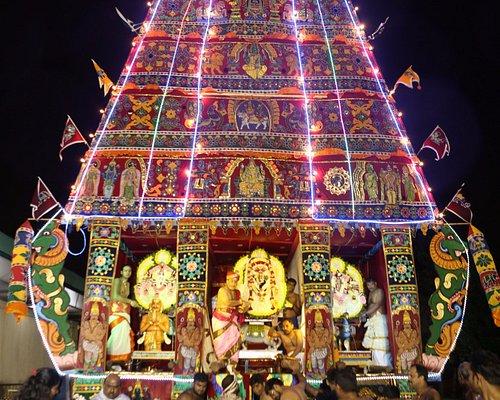 Sri Katpaga Vinayagar Temple