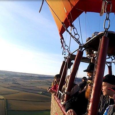 Virgin Balloon Flights - Shipston-on-Stour
