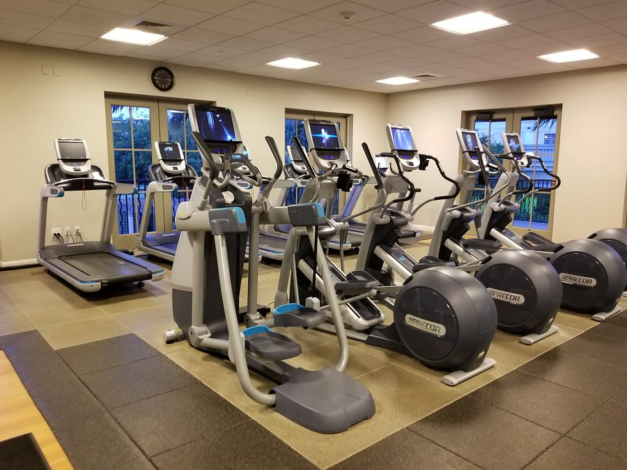 Parc Soleil By Hilton Grand Vacations Gym Pictures Reviews Tripadvisor