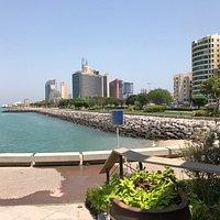 Marina walk, - seaside