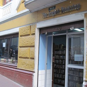 This Bookshop is now located in the Old Town, Venezuela and Manabi.