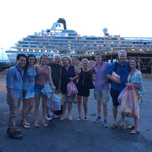 VIP Shore Excursion with DPT team