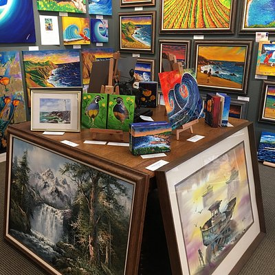 Pacific Bay Gallery