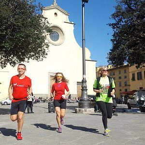Private Running Tours in Florence!