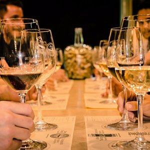 Miden Agan - Wine Tasting