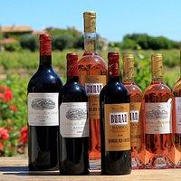 bouteille domaines bunan