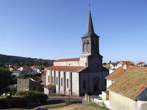 Eglise Sainte Anne-Chatel Guyon