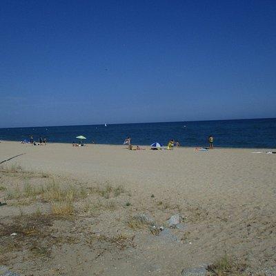 Playa Sant Vicenc de Montalt