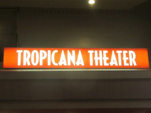 Tropicana Theater, Las Vegas, Nevada