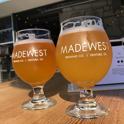 Monday afternoon Beer at Madewest