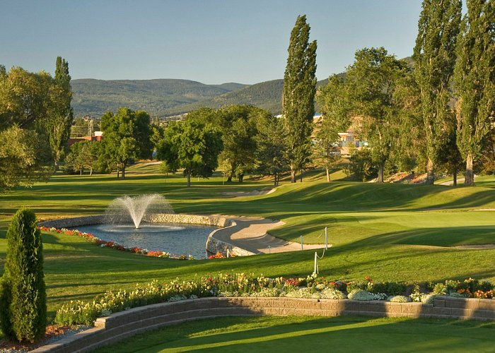 Vernon Golf & Country is one of many  the beautiful Golf Courses in the area!