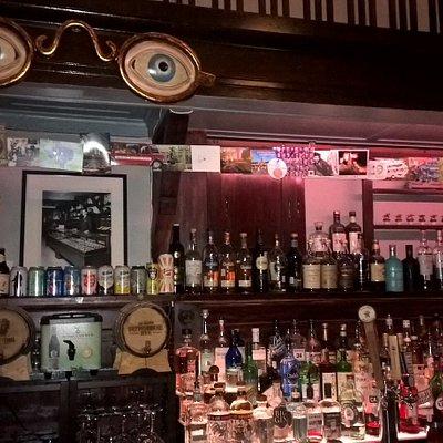 Houston Watch Co. Bar