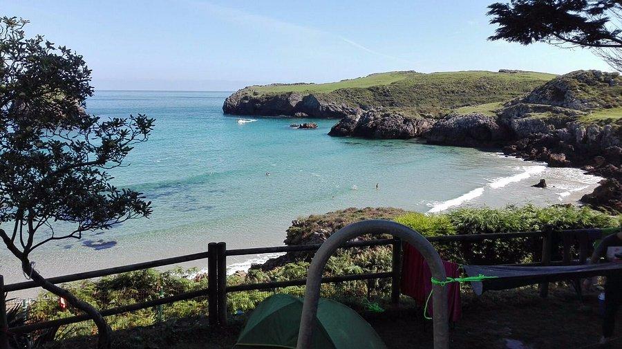 Camping Playa De Troenzo Celorio Llanes Asturias Opiniones Comparación De Precios Y Fotos Del Hotel Tripadvisor