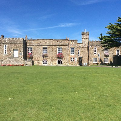 The Castle Bude is open daily from 10am and entry is free.