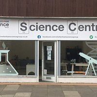 The hands-on science centre is next to Coronation Square car park (20p an hour)