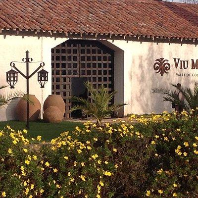 """ La Llaveria "" de Viu Manent  elegido # Best Visitor´s Center por Wine Tourism Awards UK"