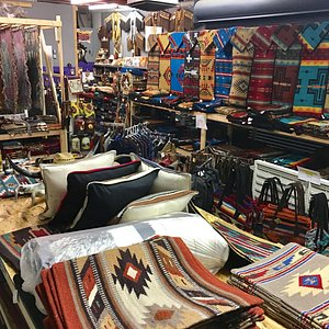 Thousands of Southwest, Western and Native American Items on display.