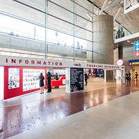 Point Information Tourisme - CDG - Terminal 2E