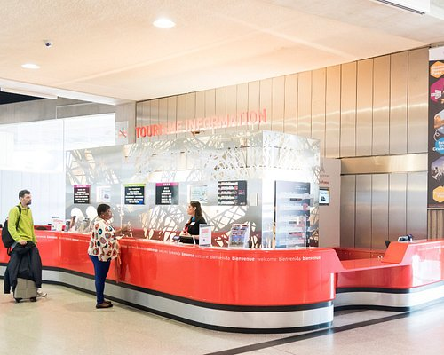 Point Information Tourisme - CDG - Terminal 1, Porte 4