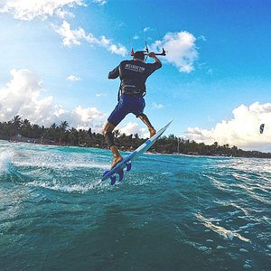 Kitesurf School Tulum - Strapless Kitesurfing with Mauricio