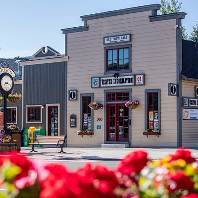 Frisco-Copper Information Center, located at 300 Main Street, Frisco, CO 80443 Photo: Todd Powel