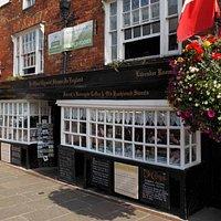 Ye Olde Chymist Shoppe and The Lavender Rooms, Knaresborough