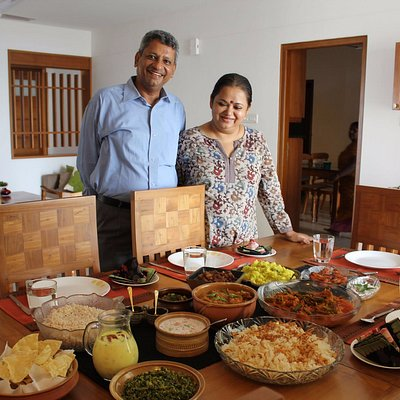 Kerala cooking class and in-home meal with Roshni in Kochi - Traveling Spoon