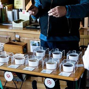 The Tasmanian Honey Company Tasting
