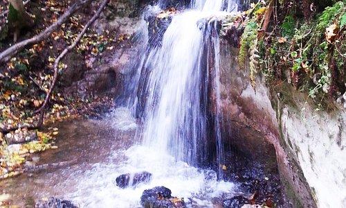 Dauda waterfall