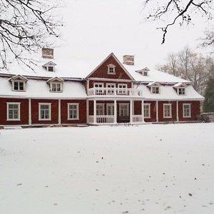 Ungurmuiža, main building