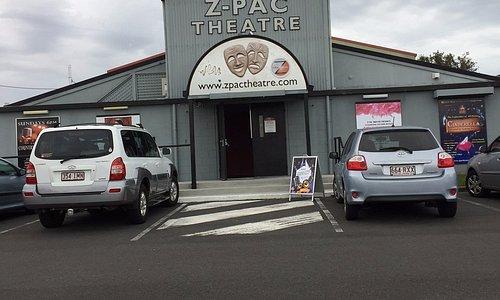 Z-Pac theatre