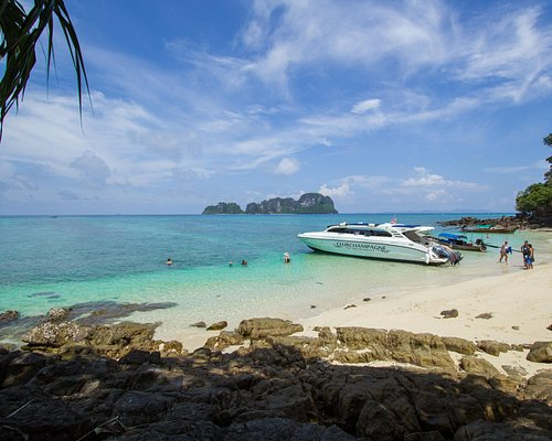 PhiPhi Islands Sunrise Tour - Bambooisland