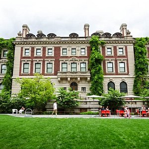 Former Andrew Carnegie mansion