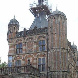 Museum de Waag, Deventer, front