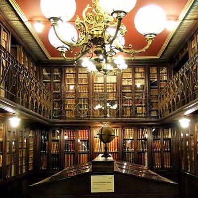 espacio biblioteca