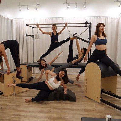 Physio and professional Pilates Instructors