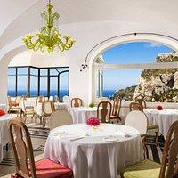 Restaurant MONZU - main dining room