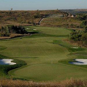 Colbert Hills hole six