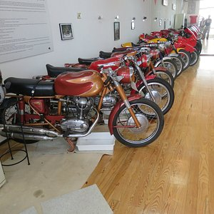 Selection of the small Ducatis.