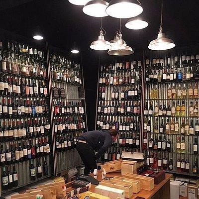 Genial seleccion de vinos
