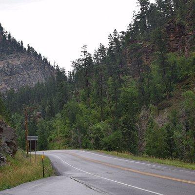 Scenic route 16A
