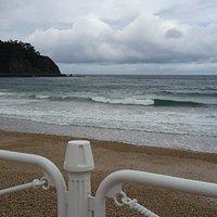 Paraìso para surfistas