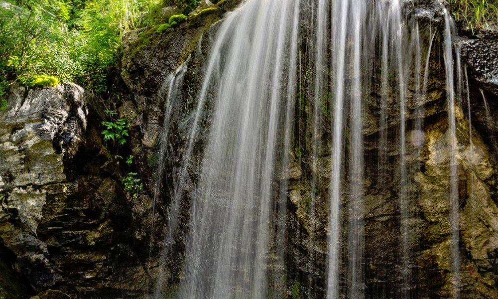 Водопад Яр-Чыктыш