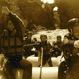 Le rafting sur l'Ubaye en été, une descente fantastique à faire en famille