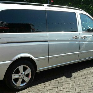 Mercedes 8 seater